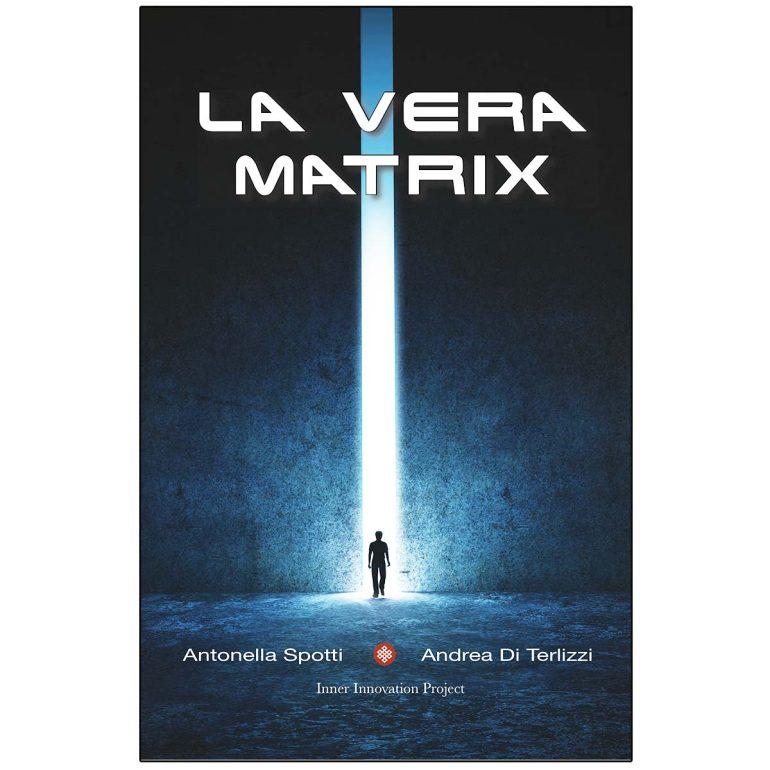 La vera Matrix - Copertina