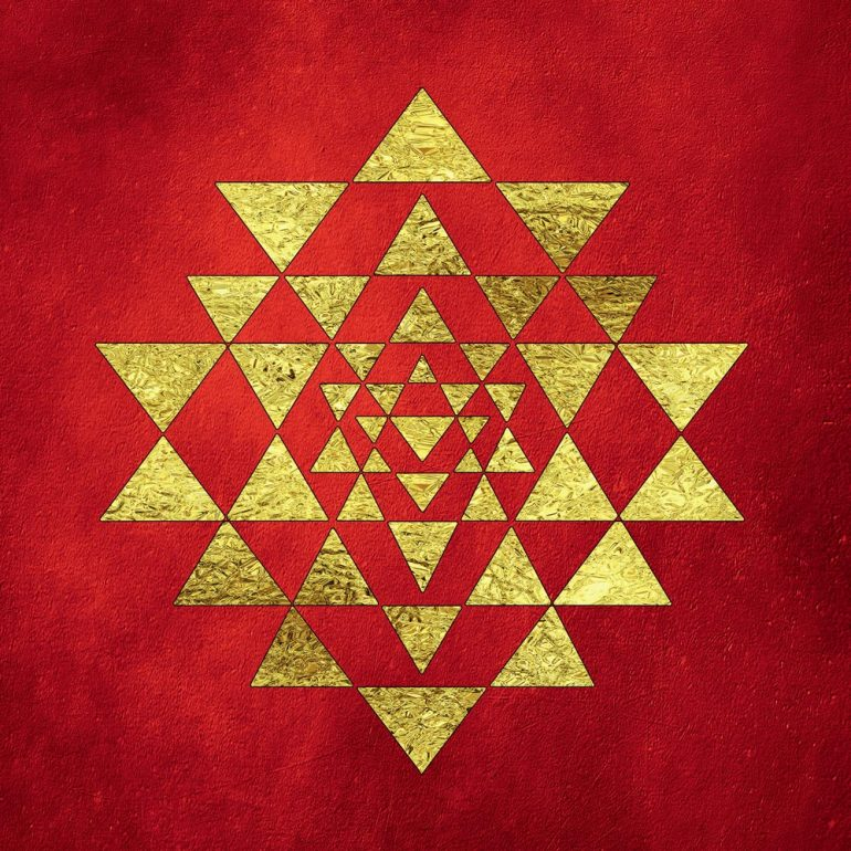 Red Mahayantra