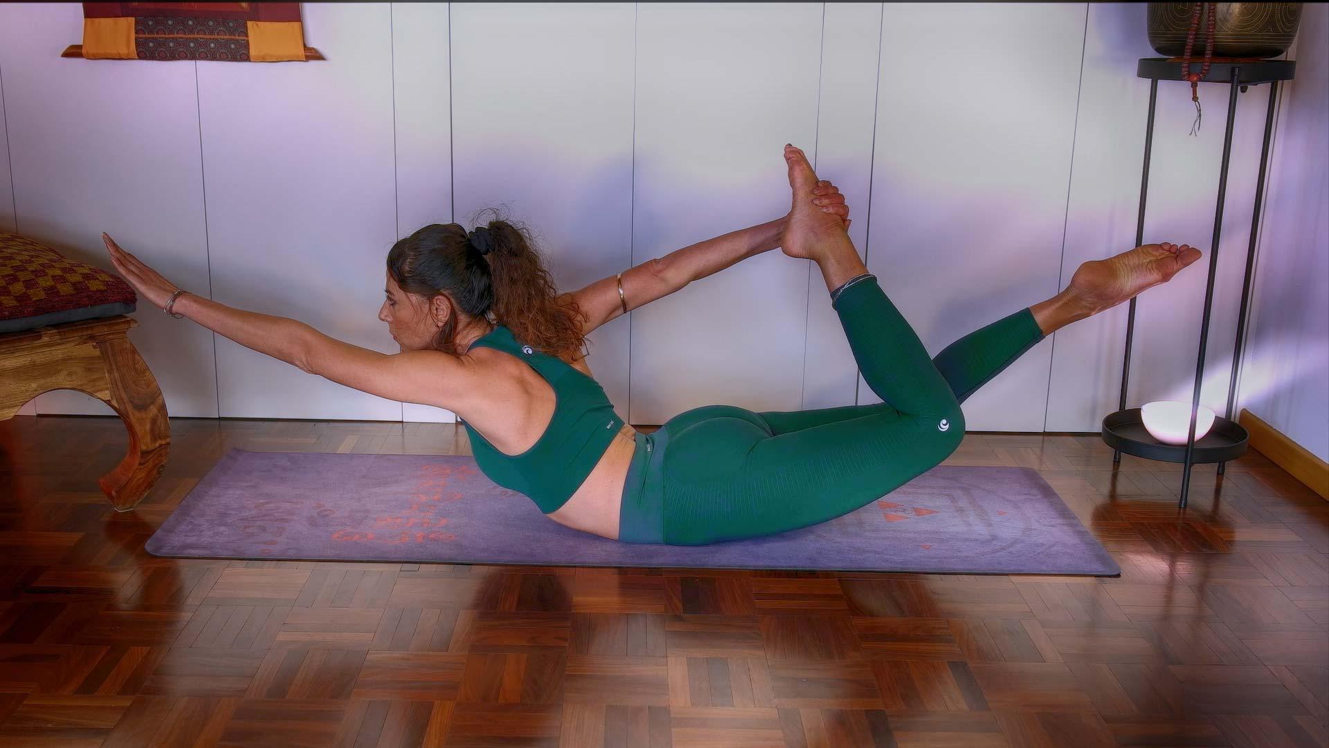 Sessioni di Yoga