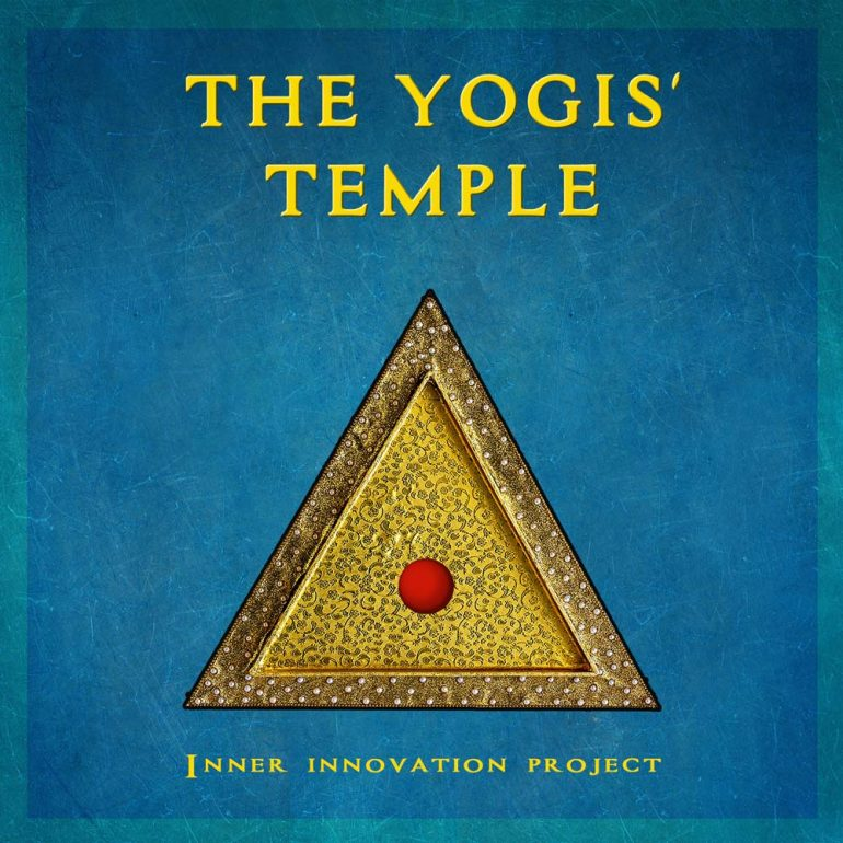 The Yogis Temple - Copertina